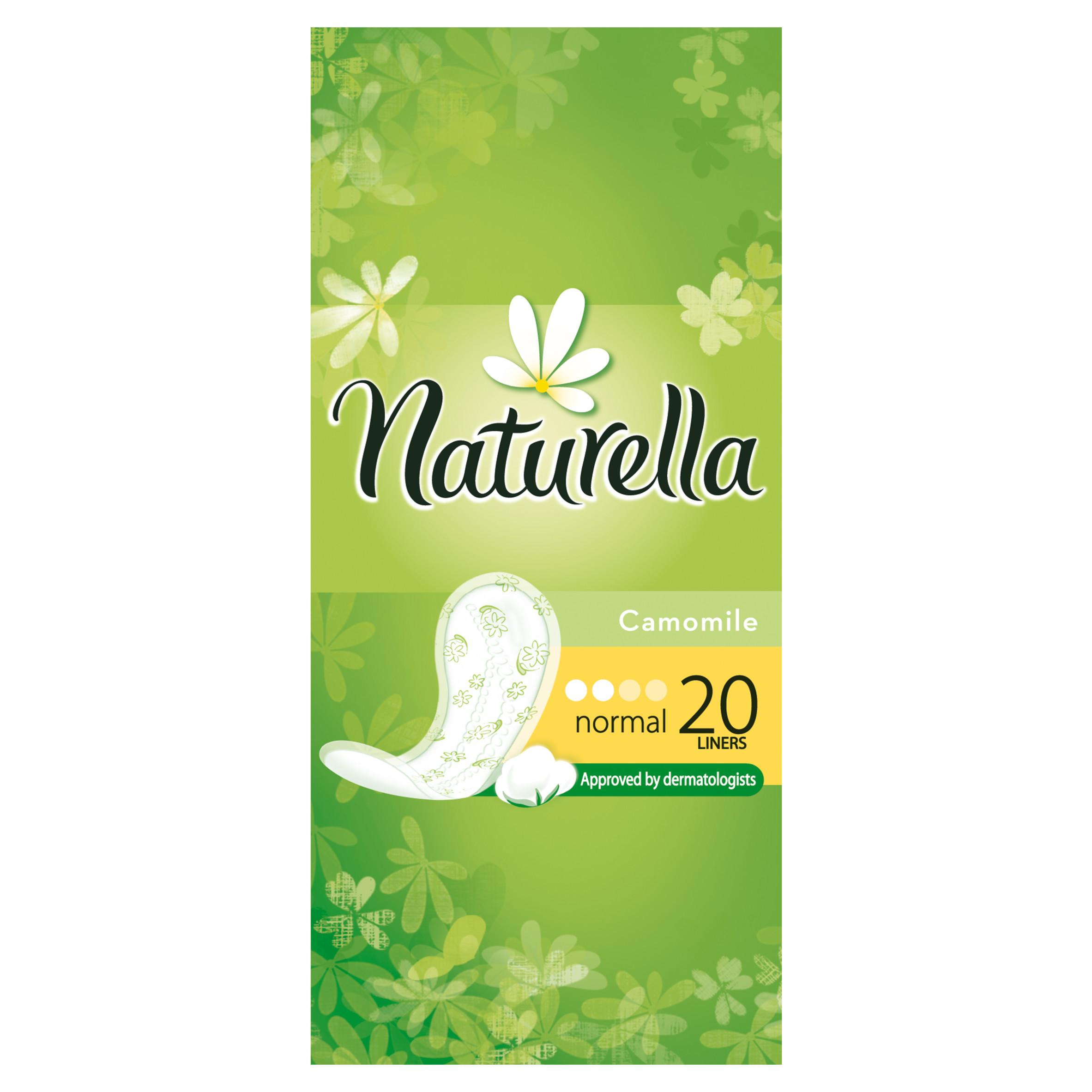 Прокладки гигиенические Naturella ежедневные Normal Camomile 20Шт.<br>