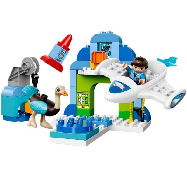 Конструктор LEGO Duplo 10826 Стеллосфера Майлза<br>