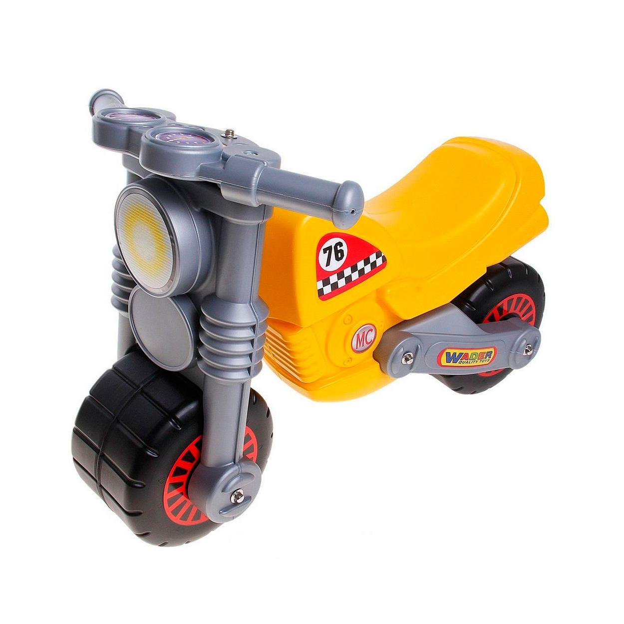 Каталка-мотоцикл Wader Моторбайк 37923<br>