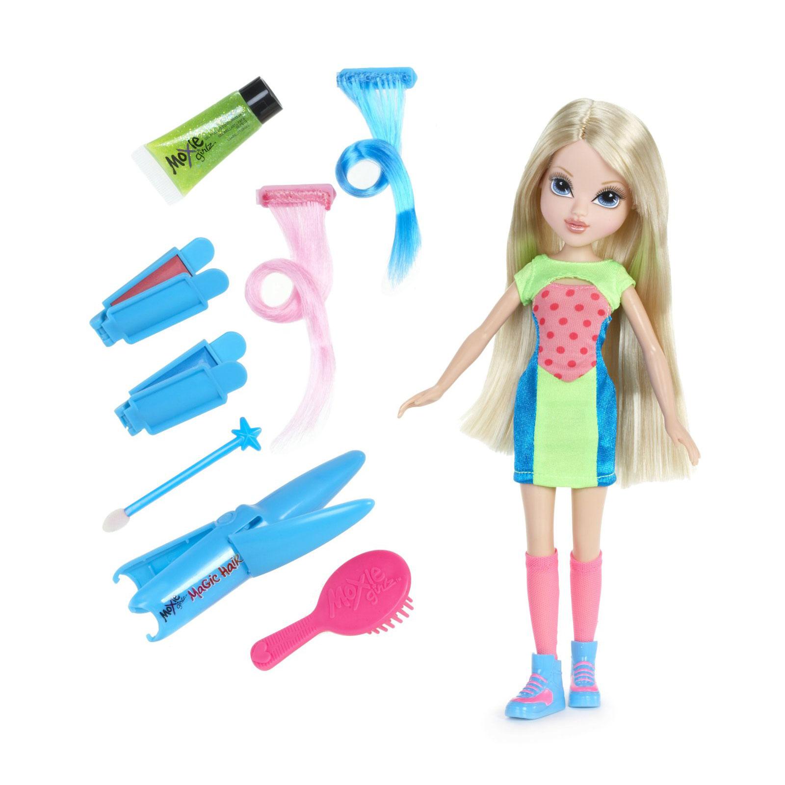 Кукла Moxie Цветные волосы, Эйвери<br>