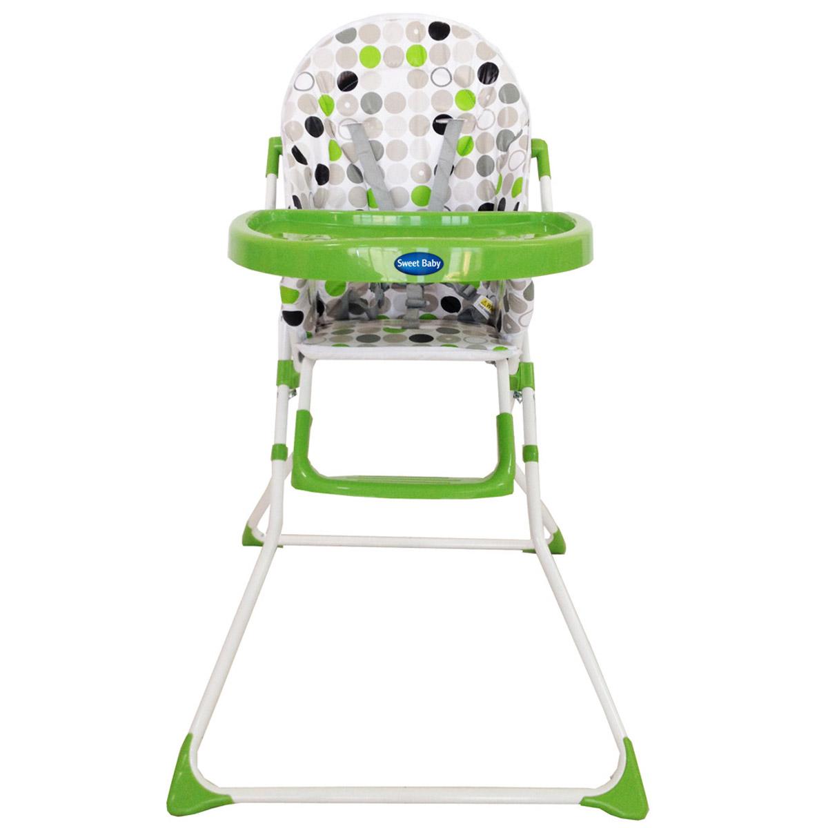 Стульчик для кормления Sweet Baby Simple Emerald<br>