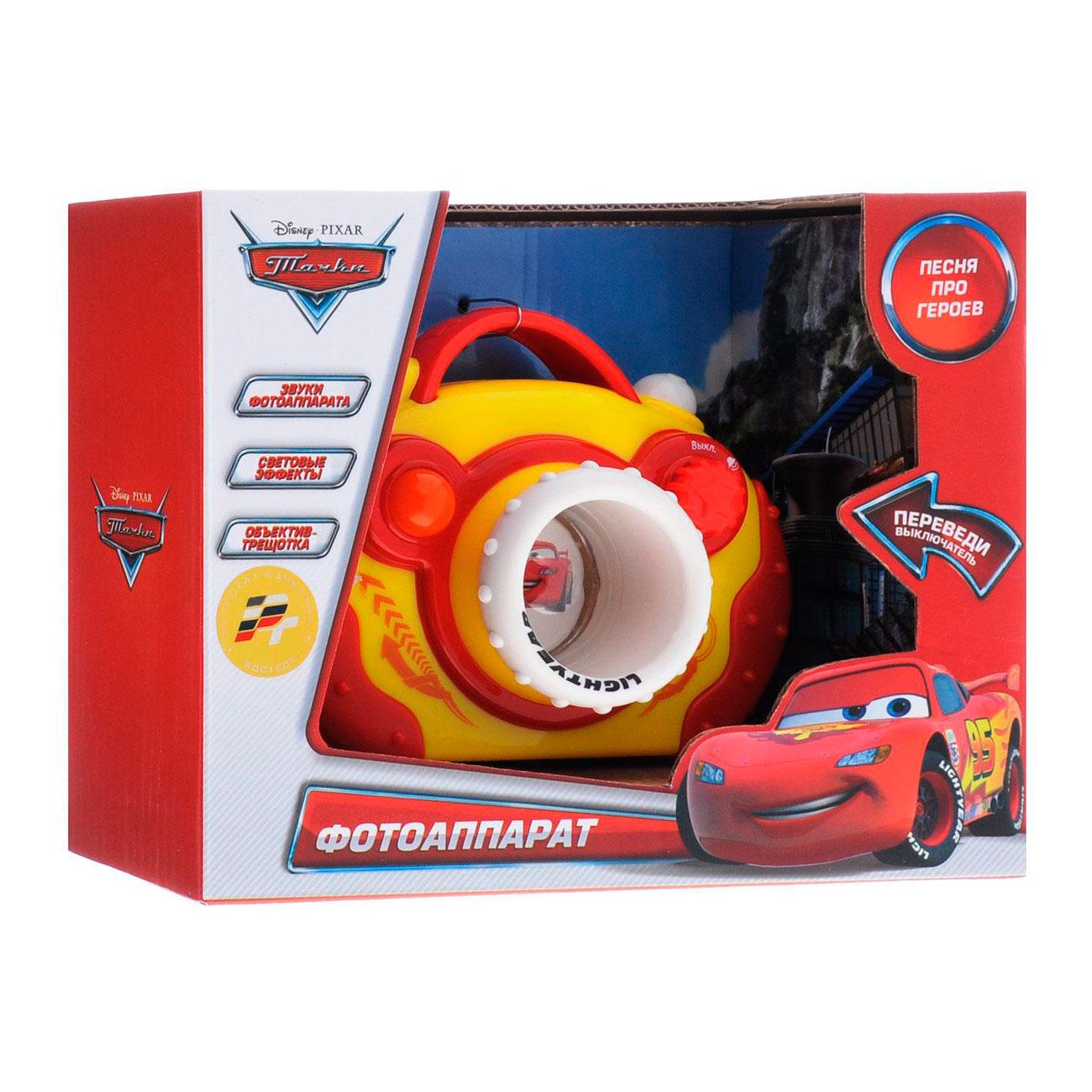 Развивающая игрушка Умка Дисней Тачки<br>