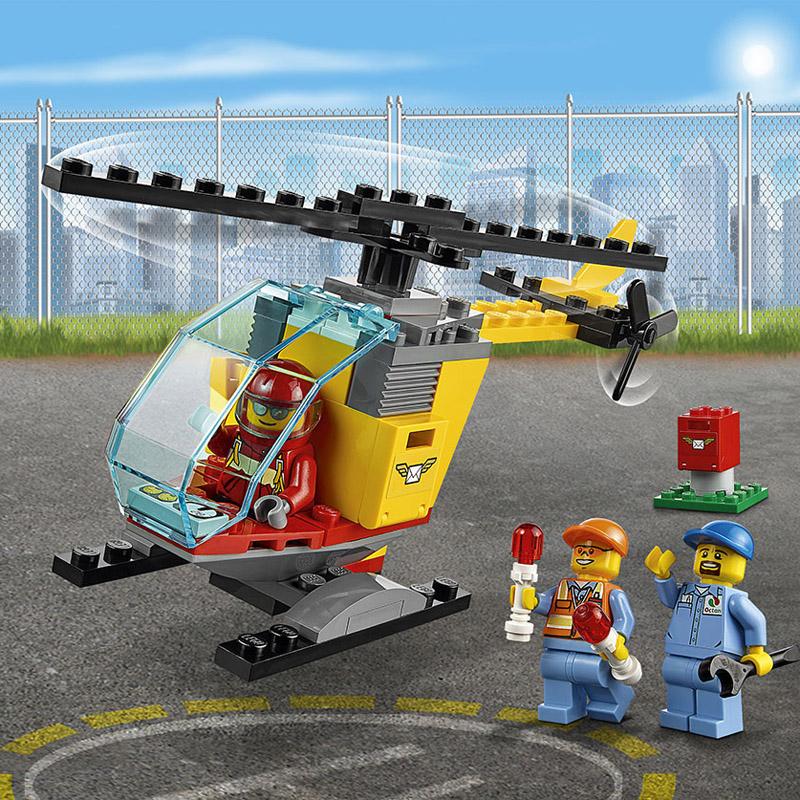 ����������� LEGO City 60100 ����� ��� ���������� ��������