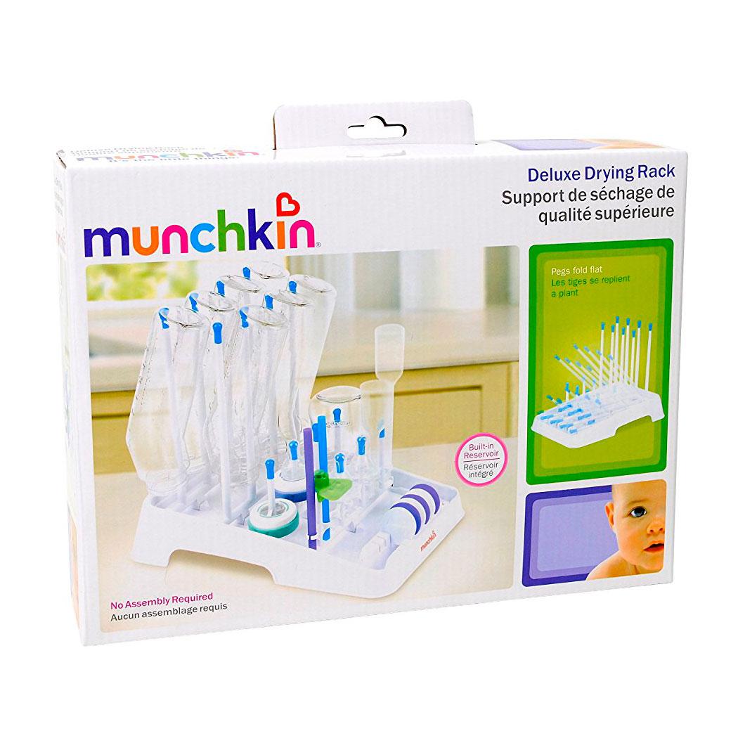 Сушилка Munchkin Для бутылочек Deluxe (с 0 мес)<br>