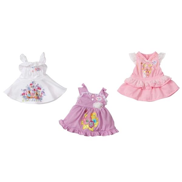 Одежда для кукол Zapf Creation Baby Born Платье (В ассортименте)<br>