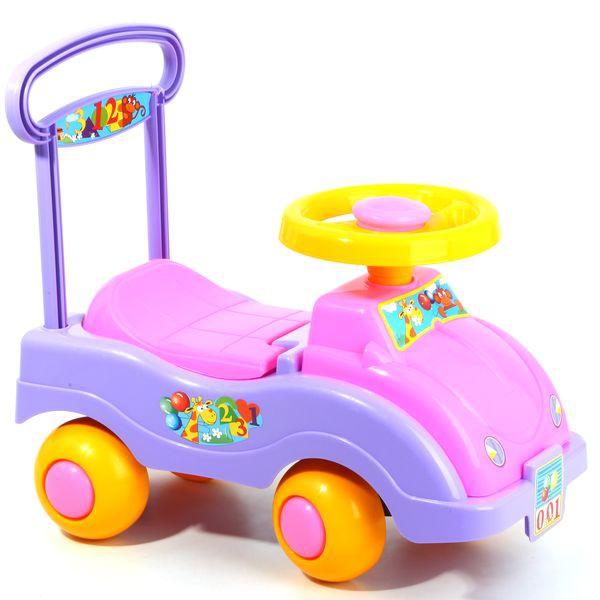 Каталка Стром Автомобиль для девочек У447