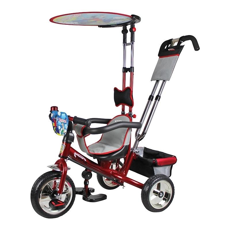 Велосипед Navigator Lexus трехколесный Ну, погоди! Красный