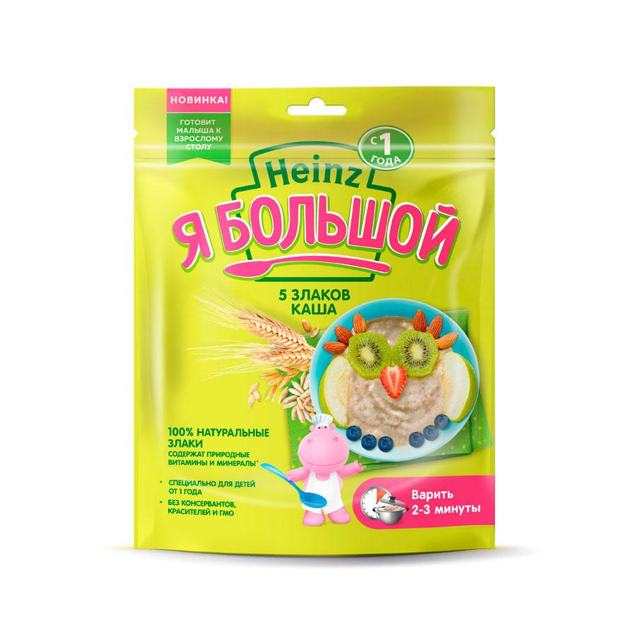 Каша Heinz Я Большой 250 гр 5 злаков (с 12 мес)<br>