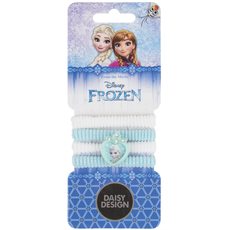 Набор аксессуаров для волос Daisy Design Резинки Королева Эльза Frozen<br>