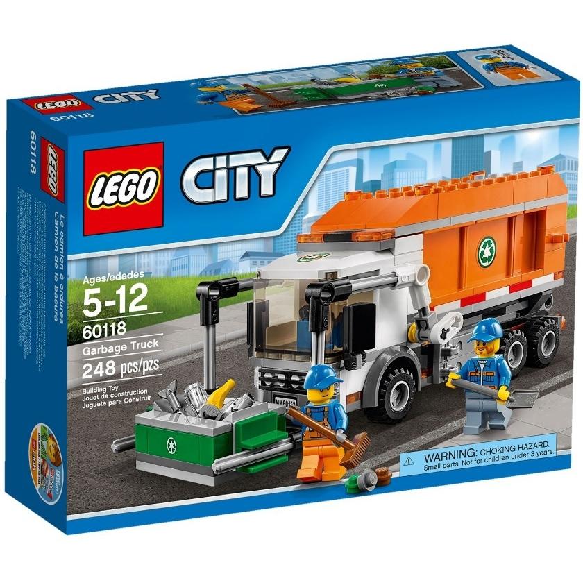 ����������� LEGO City 60118 ���������
