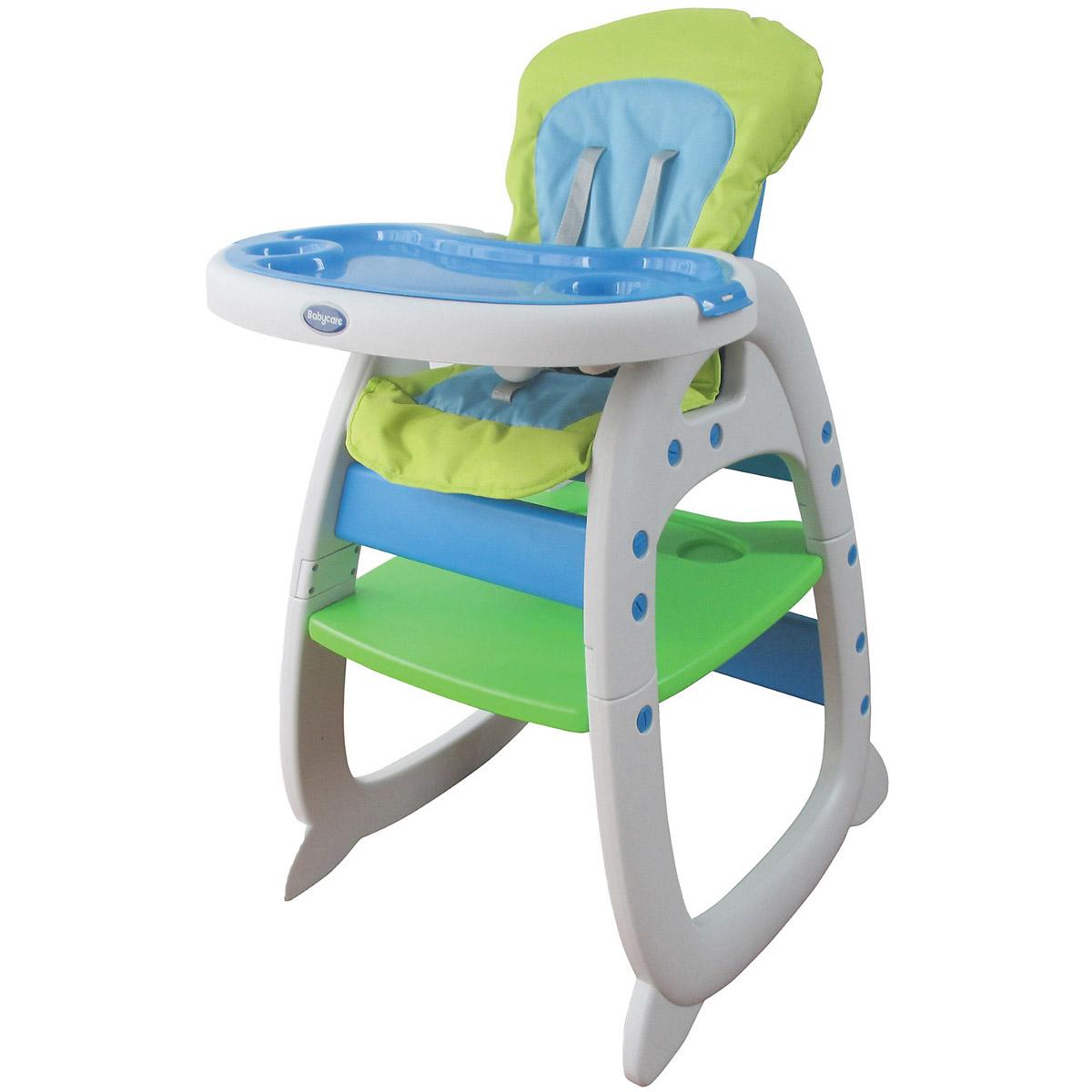 Стульчик для кормления Baby Care O-ZONE Зелёный<br>