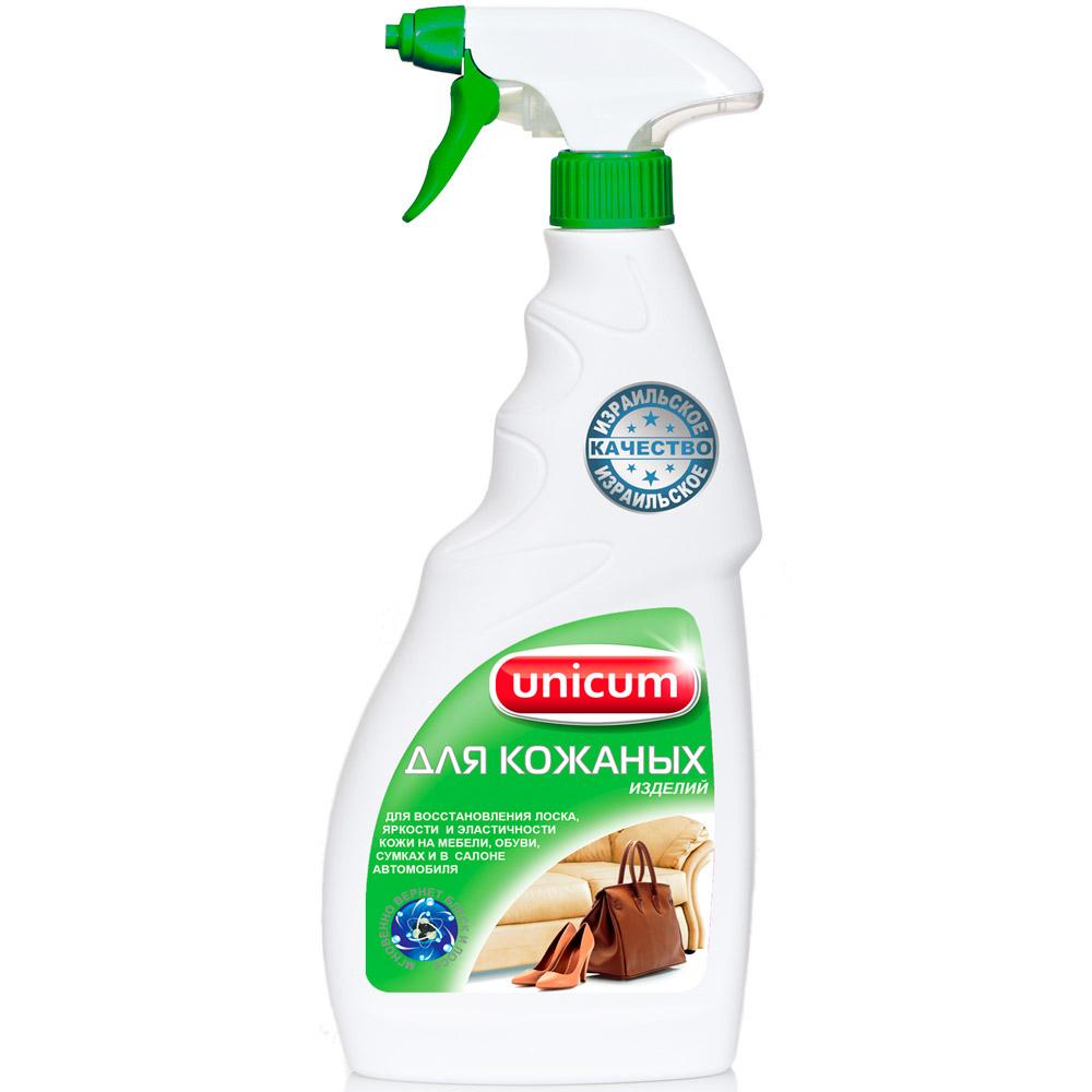 Средство для чистки Unicum 500 мл для изделий из кожи<br>
