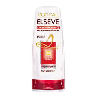 Бальзам-ополаскиватель LOreal Elseve для волос Полное восстановление 5 (200 мл)