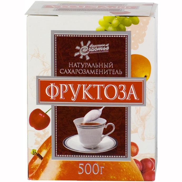 Фруктоза Сладкий мир 500 гр<br>
