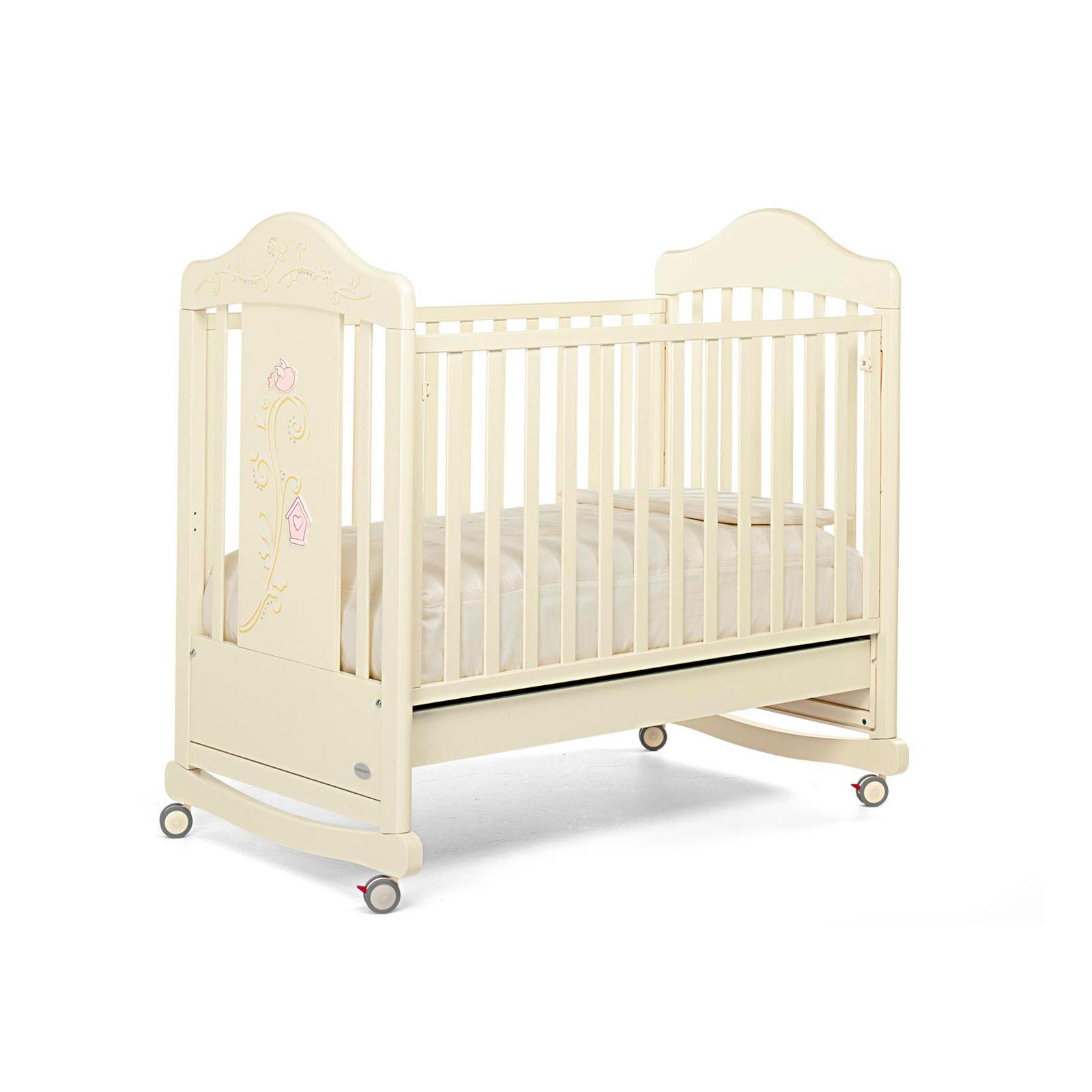 Кровать Foppapedretti Baby Nido Lettino 125x65 см<br>