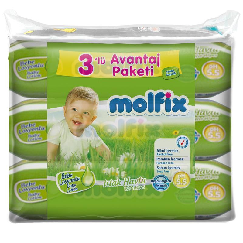 �������� ������� Molfix � �������� (�������� ���� 63 �� x 3) 189 ��