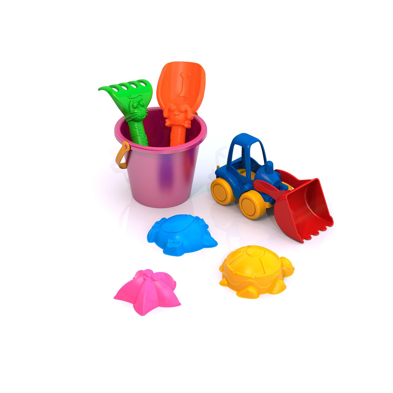 Игрушки для песочницы НОРДПЛАСТ Набор для песка №33<br>