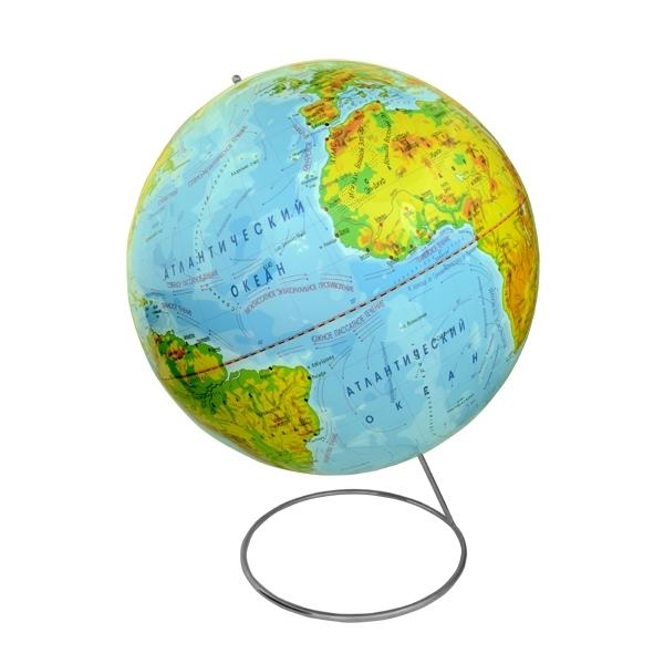 Глобус ROTONDO Физический 42 см на металлической подставке<br>