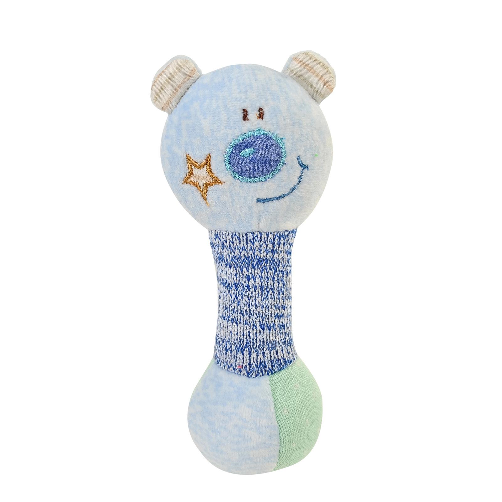 Игрушка-пищалка BabyOno Маленький Мишка<br>