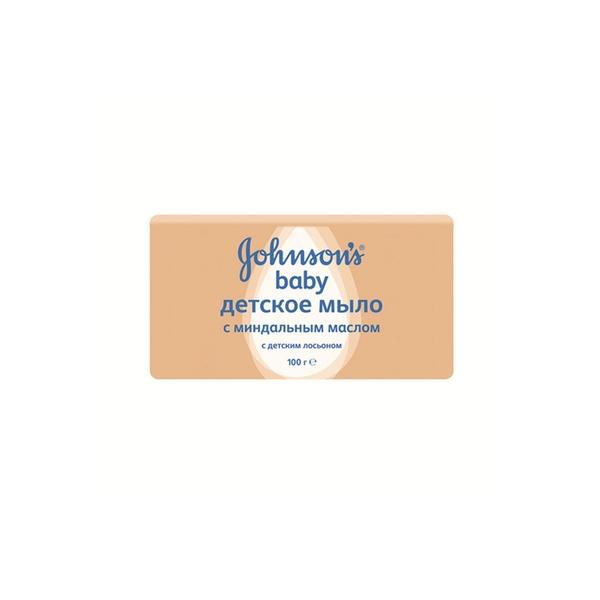 Мыло Johnson&amp;#039;s baby 100 гр с миндальным маслом<br>