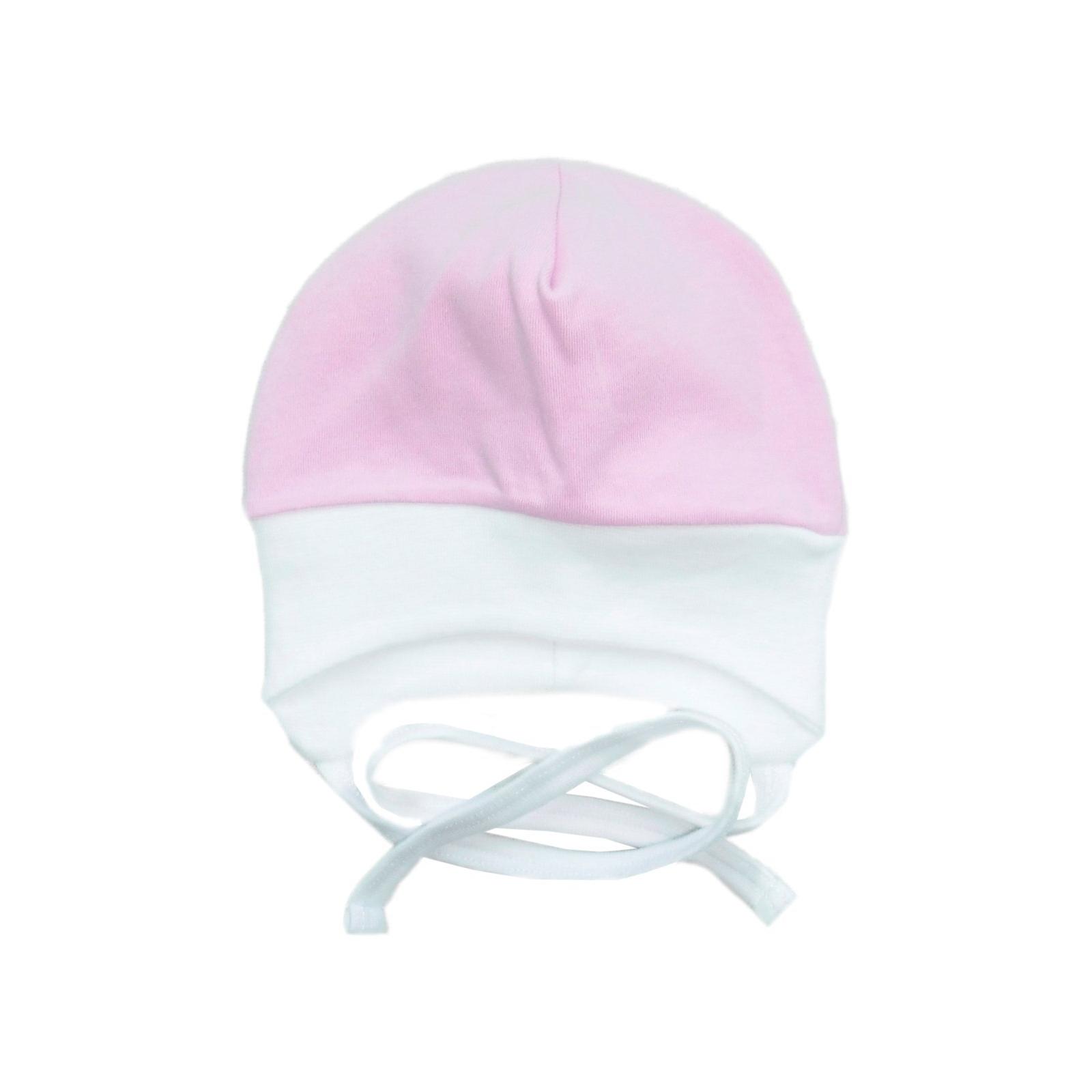 Шапочка ясельная Бимоша, цвет розовый 36