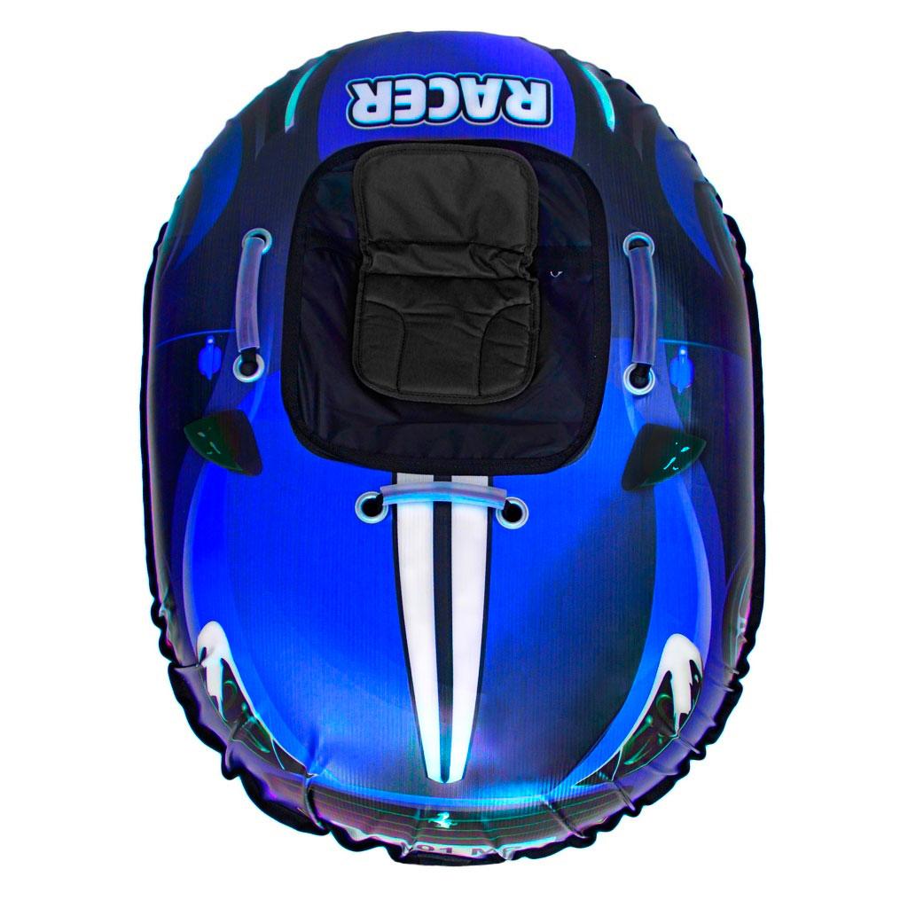 Тюбинг RT 001 Ferrari Snow Racer с сиденьем Синий<br>