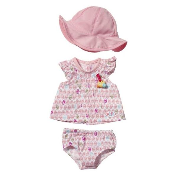 Одежда для кукол Zapf Creation Baby Born Летняя (В ассортименте)<br>