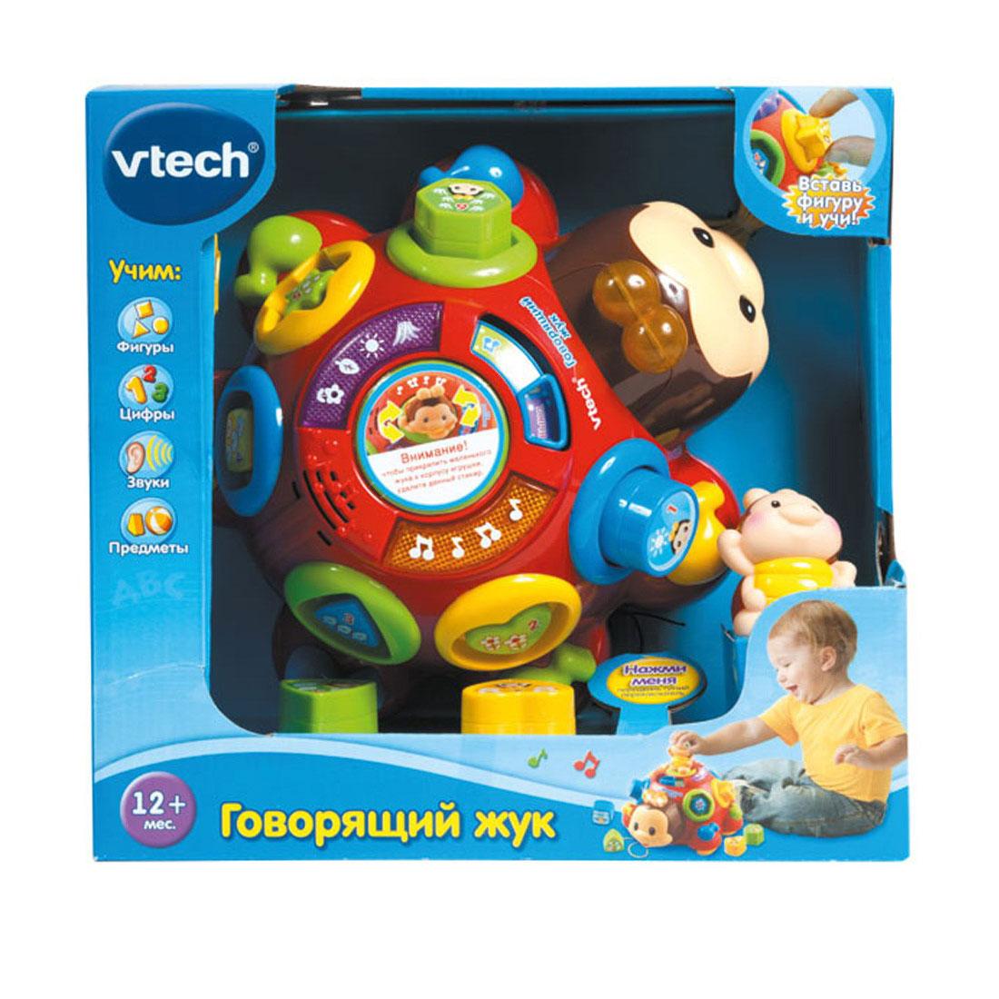 Развивающая игрушка Vtech Говорящий Жук