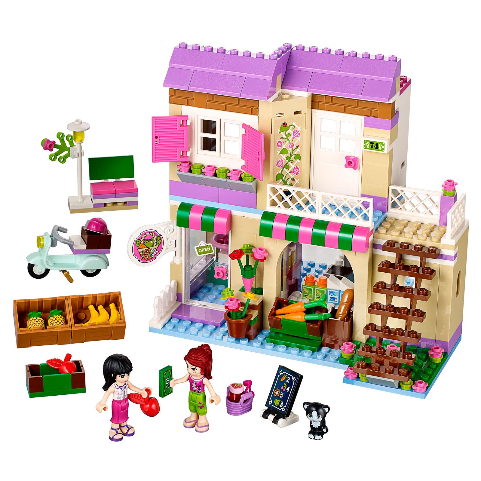 Конструктор LEGO Friends 41108 Продуктовый рынок<br>