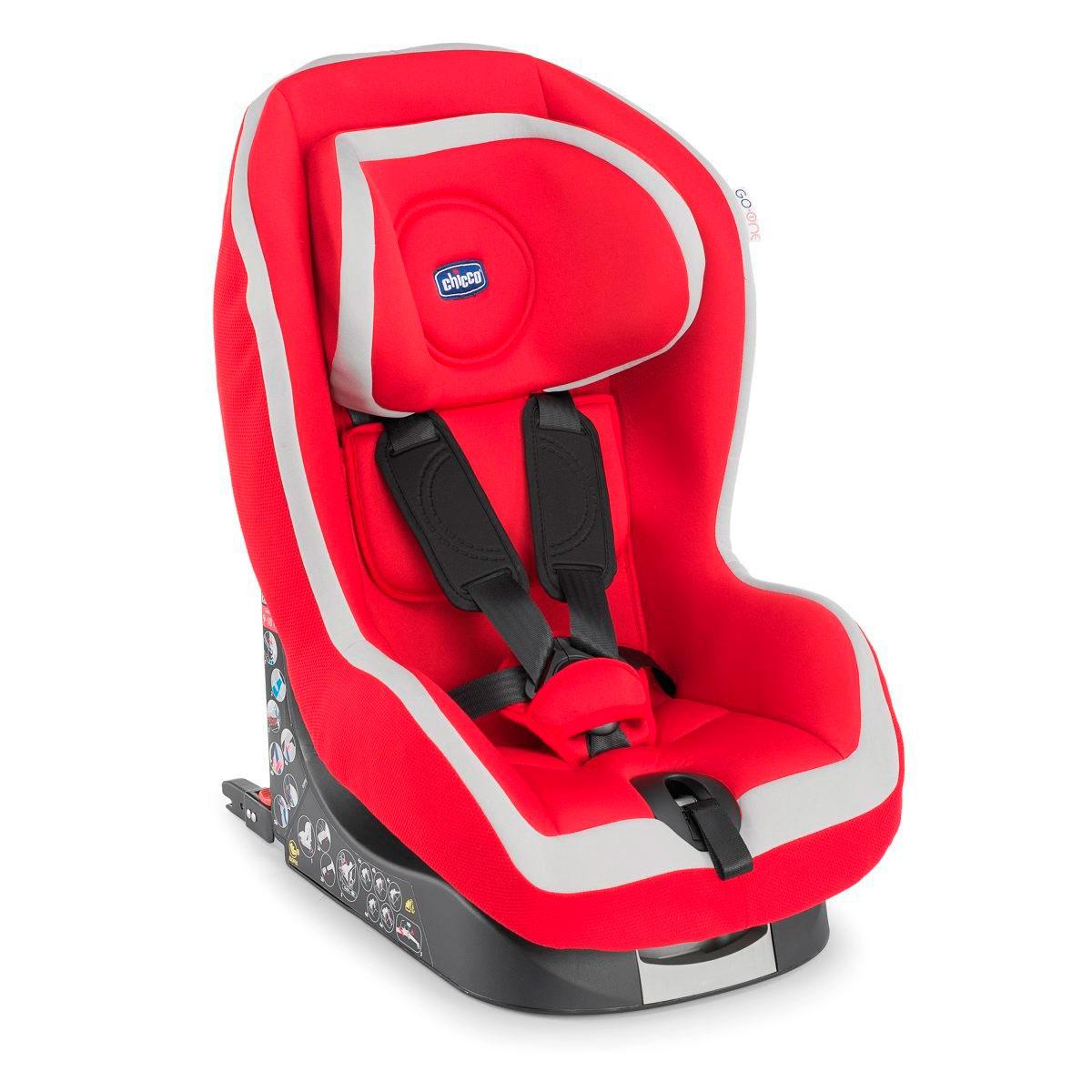 Автокресло Chicco Go-one Isofix Red<br>