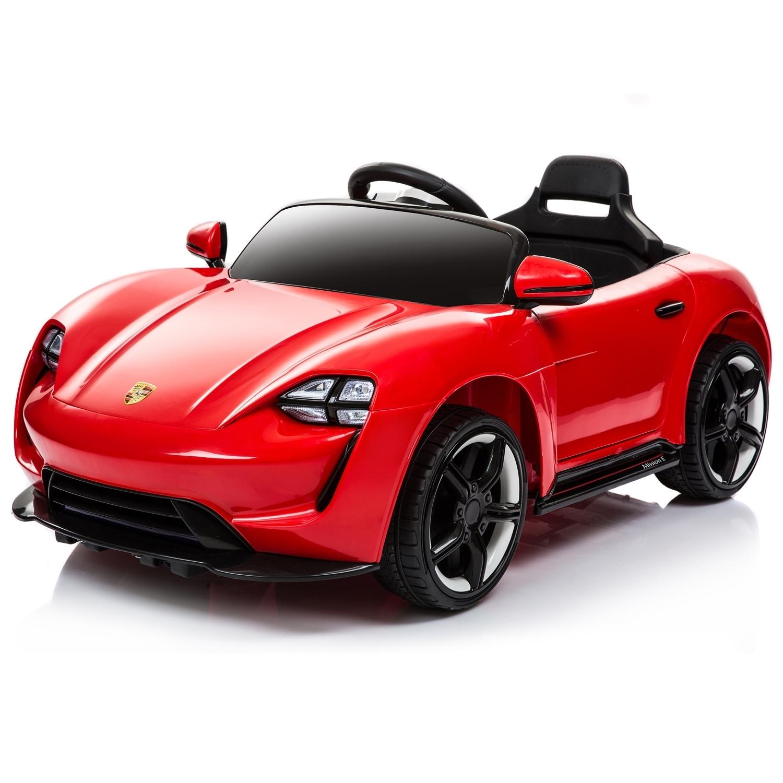Электромобиль Toyland  Porsche Sport QLS 8988 Красный<br>