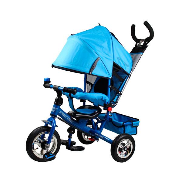 Велосипед Street Trike A22-1 Голубой<br>