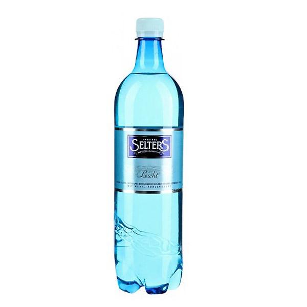Вода Selters Слабогазированная 1 л (пластик)<br>