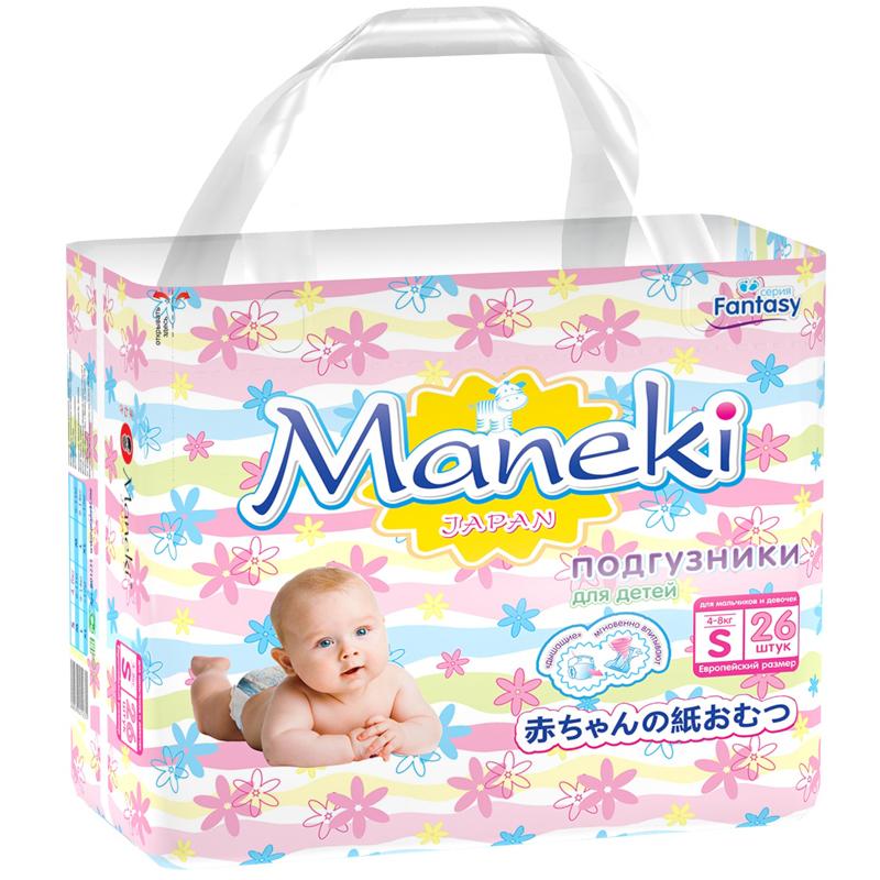 ���������� Maneki Fantasy Mini 4-8 �� (26 ��) ������ S