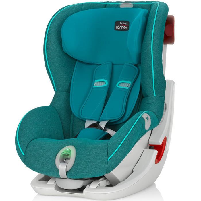 Автокресло Britax Romer King II ATS Green Marble Highline<br>