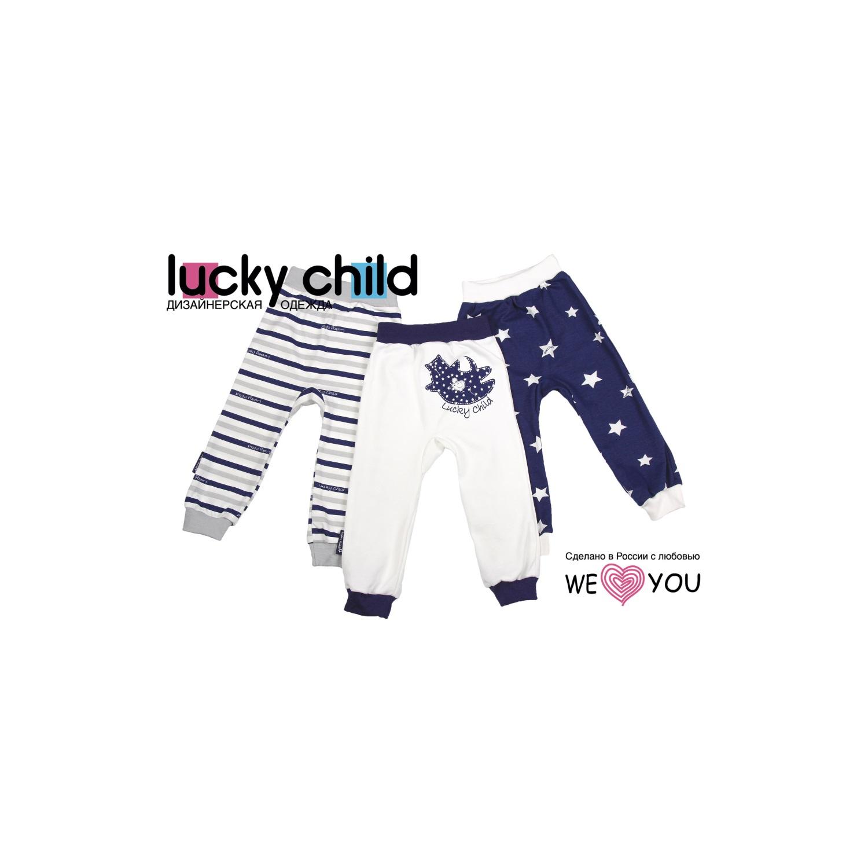 Комплект штанишки Lucky Child Котики (3 шт) рост 68<br>