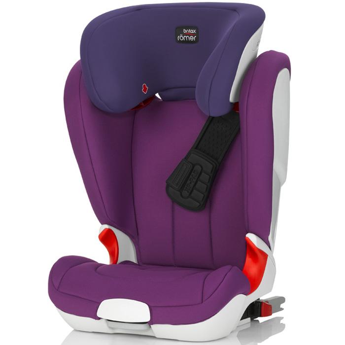 Автокресло Britax Romer Kidfix XP Mineral Purple Trendline<br>