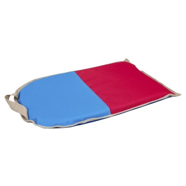 Санки-айсбот Метиз Малые Синие с красным<br>
