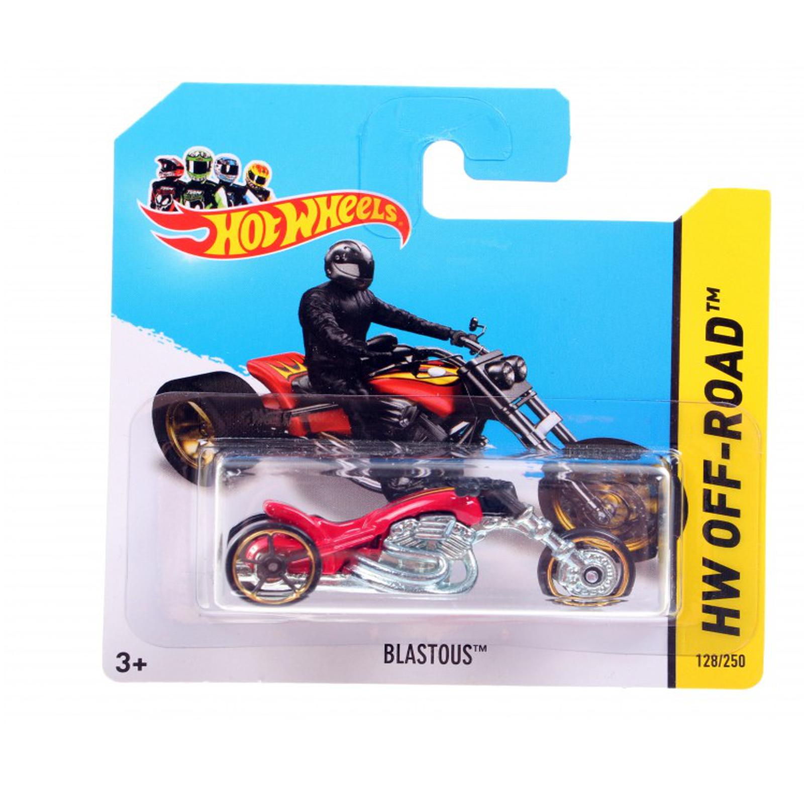 ����������� Hot Wheels ��� ������ Blastous