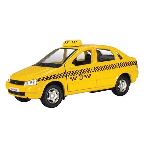 Машинка Autotime LADA KALINA такси 1:34<br>