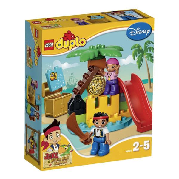 Конструктор LEGO Duplo 10604 Остров сокровищ<br>