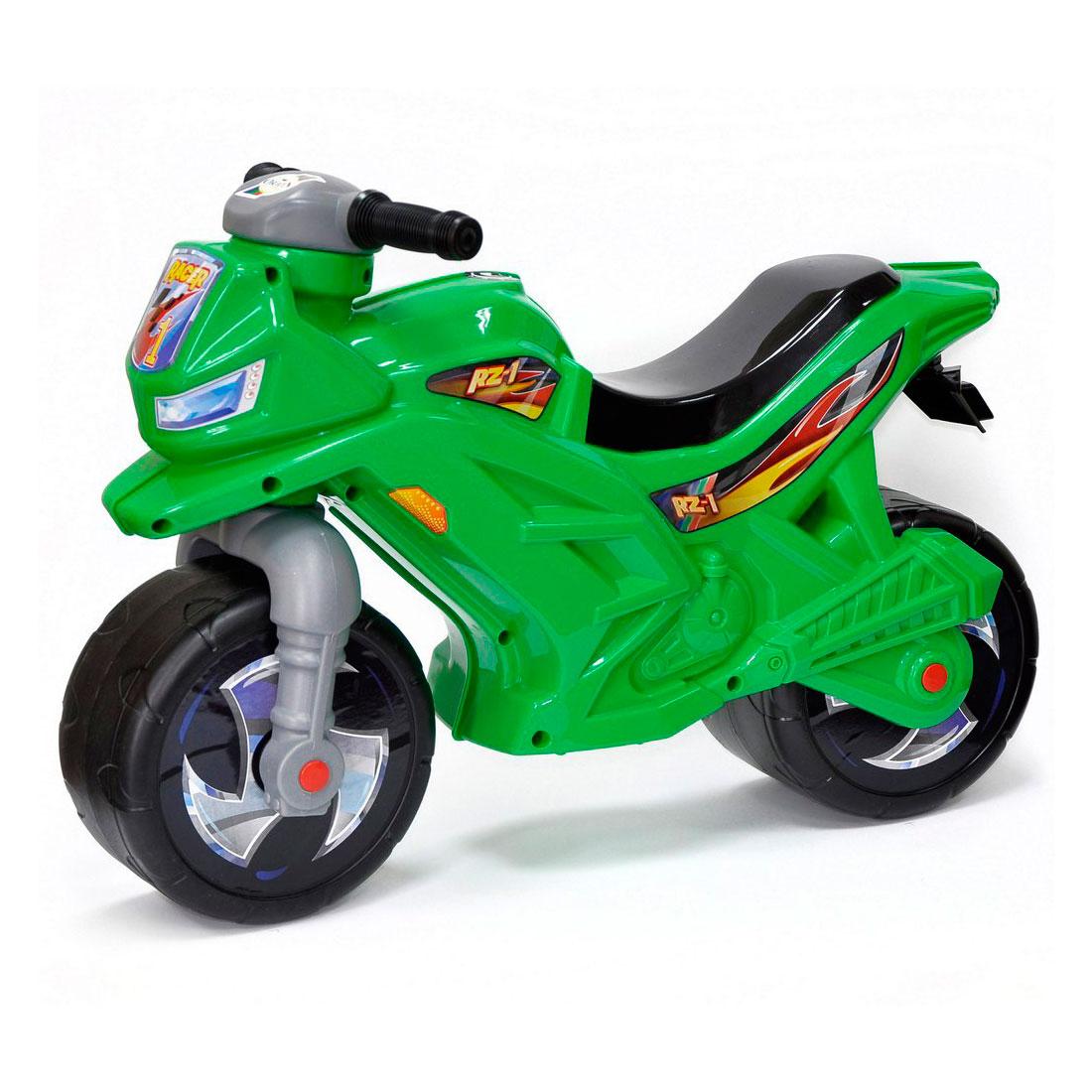 Каталка-беговел RT Racer ОР501 Зеленая