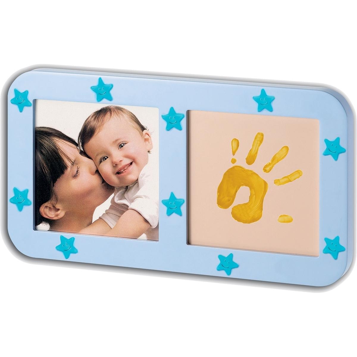 Рамочка Baby Art с объемными слепками фото + отпечаток<br>