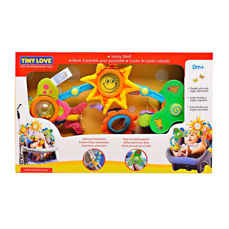 Дуга развивающая Tiny Love Солнечная с игрушками с 0 мес.<br>