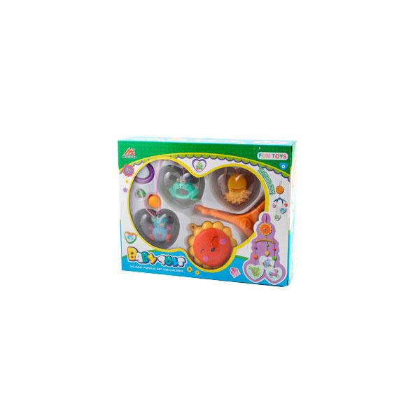 Погремушка Baby Toys Карусель на стойке 3956<br>