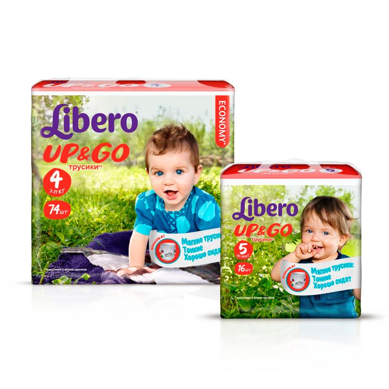 Набор Libero № 7 трусики<br>