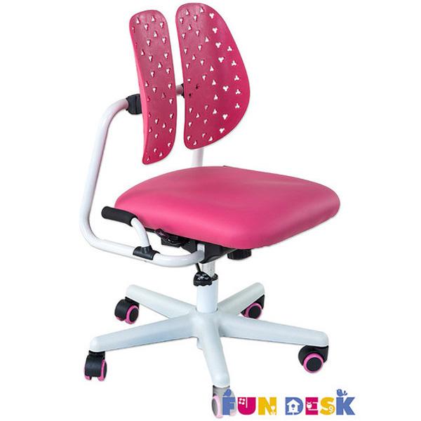 Кресло FunDesk SST2 эргономичное Pink<br>