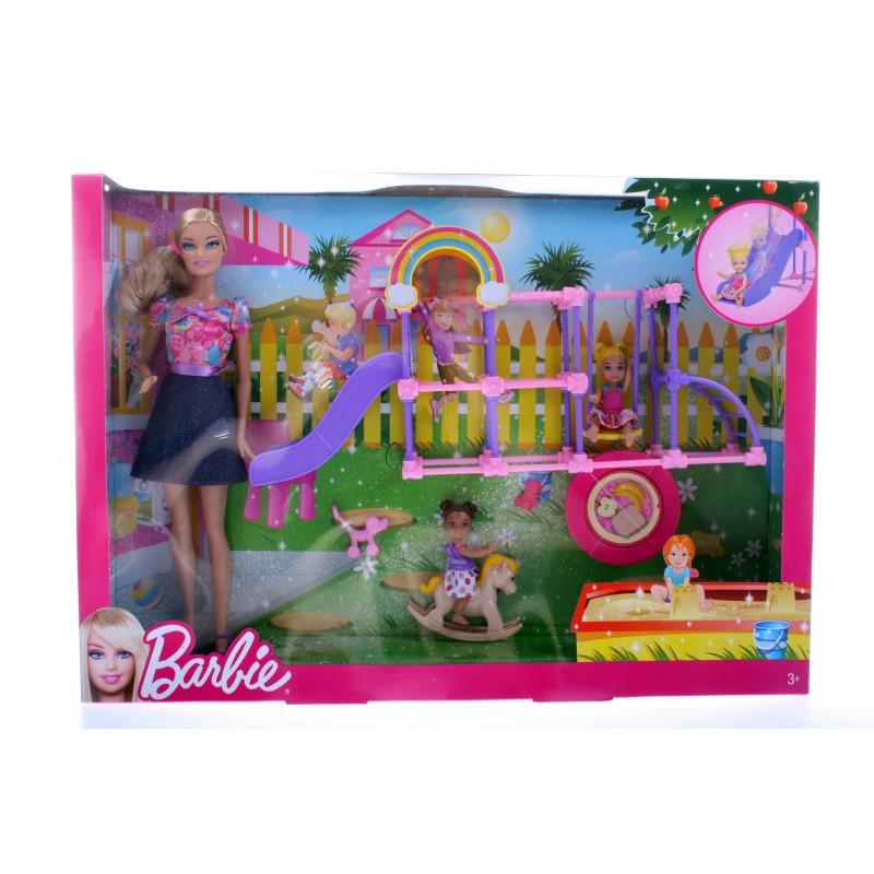 ������� ����� Barbie ����������� � ������� ���