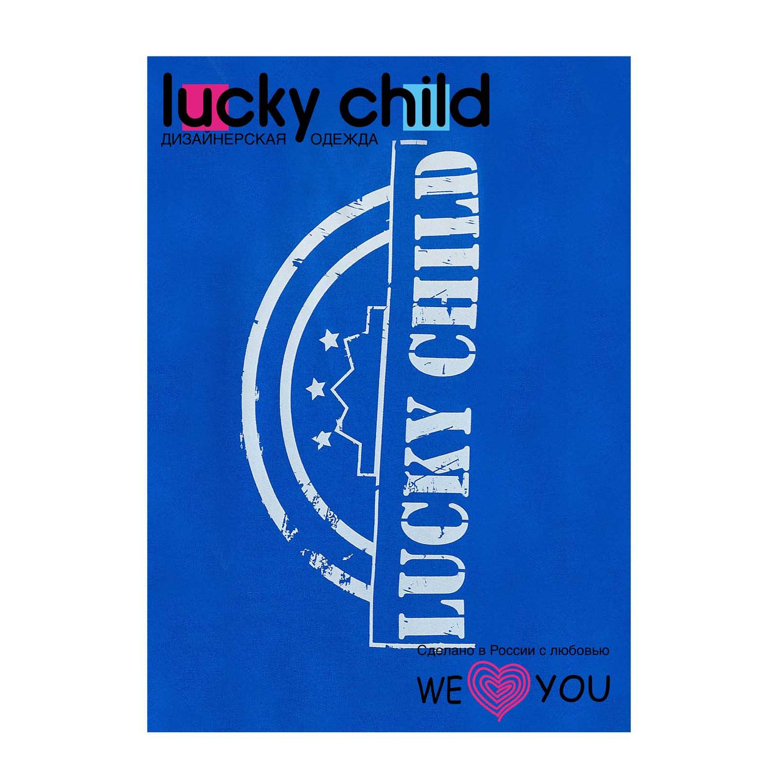 Штанишки Lucky Child утепленные Размер 104 от Младенец.ru