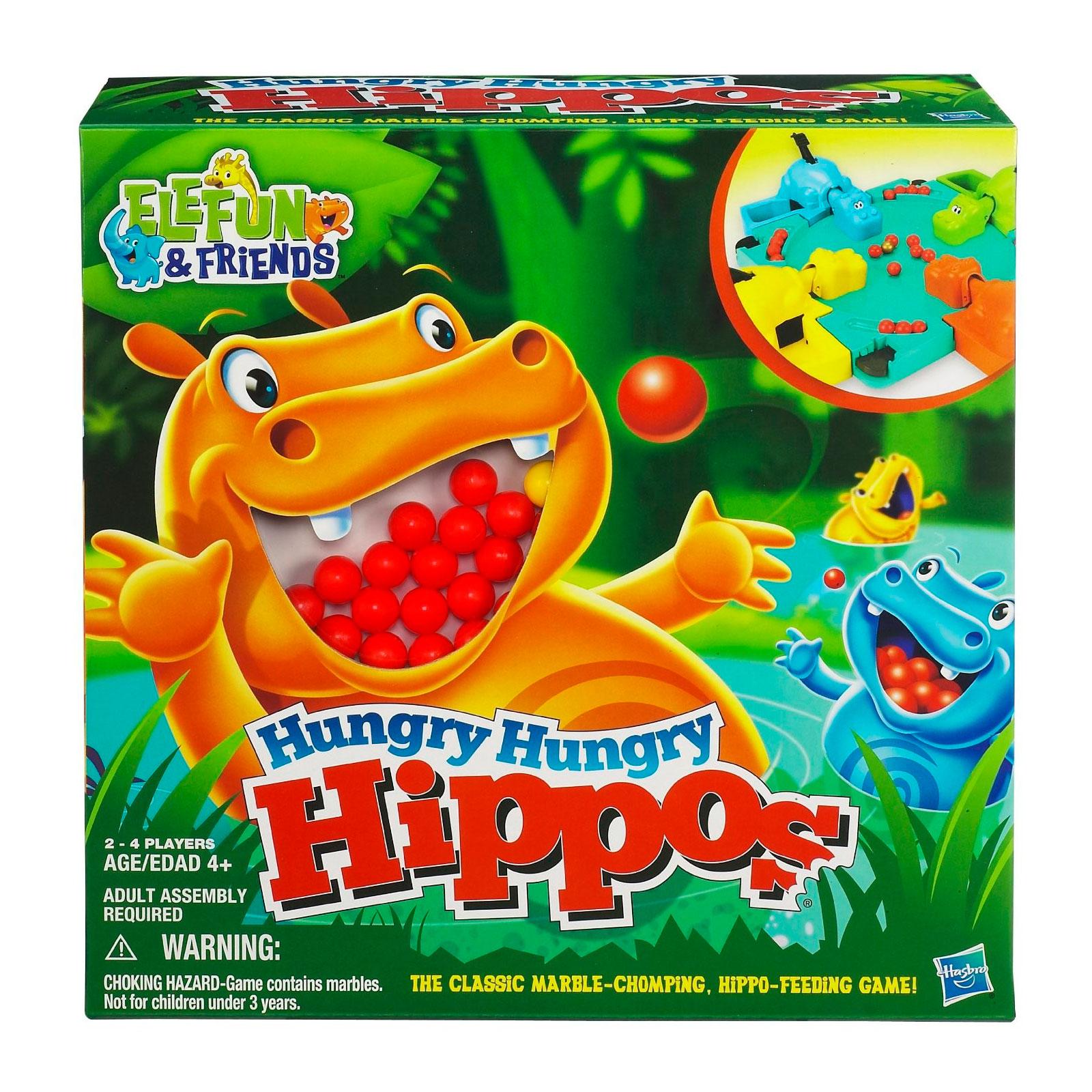 Игра Hasbro Голодные бегемотики<br>
